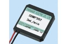 壓電式微型泵